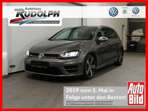 Golf VII R 2.0 TSI 4Motion DSG